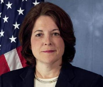 Veteran secret service agent Julia Pierson in an undated photo. President Barack Obama has chosen Julia Pierson as Secret Service director, the first woman to head the agency that protects the president, two officials told Reuters. REUTERS/Department of Homeland Security