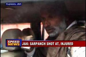 Deputy sarpanch Noor Mohammad Khan