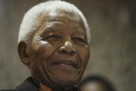 Former South Africa's President Nelson Mandela Again has been admitted to hospital with a recurrence of a lung infection