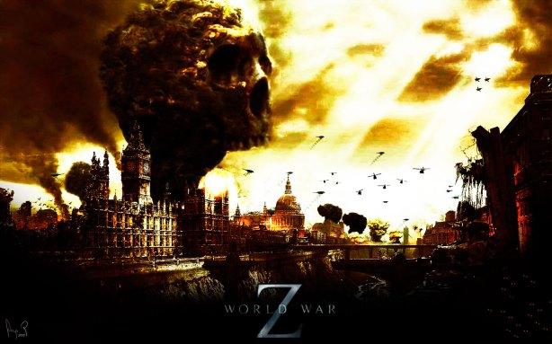 World War Z The biggest zombie movie ever