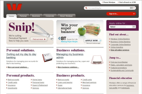 Westpac Online Banking, westpac home, mobile banking, westpac online, online banking